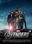 Marvel's Avengers movie poster
