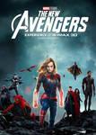 Marvel's The New Avengers movie poster