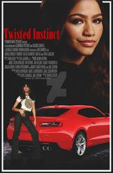 Twisted Instinct movie poster