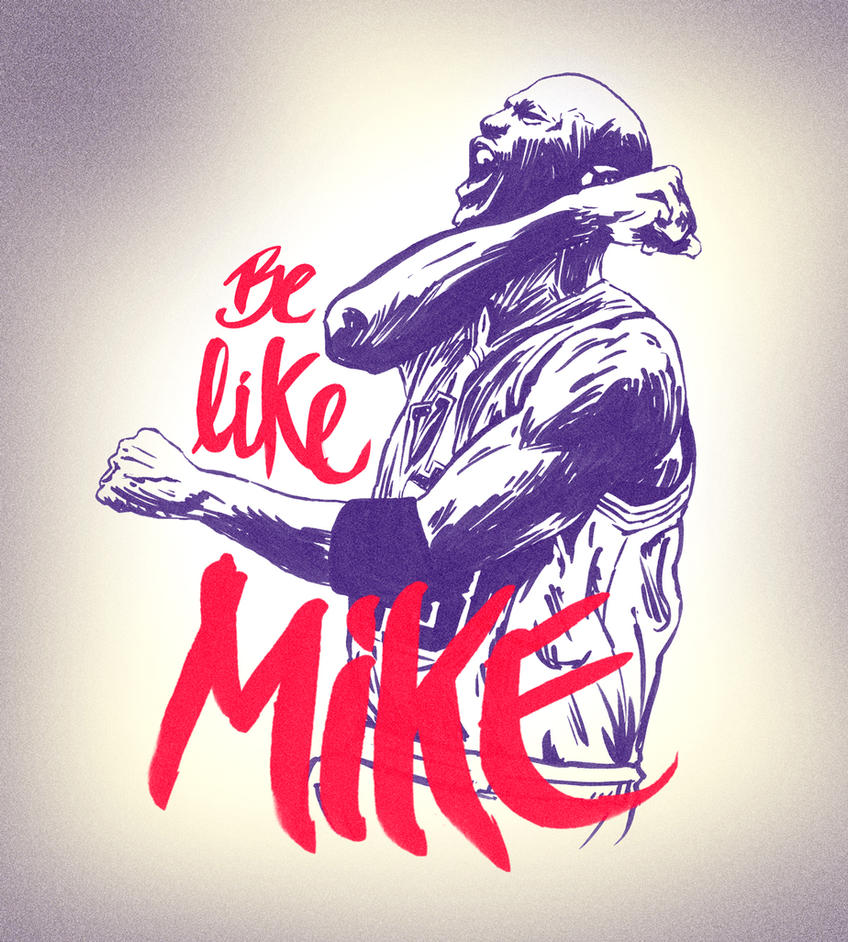 Be-like-mike by Bragalo