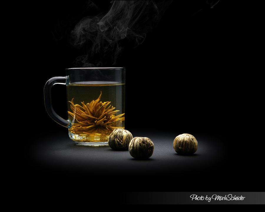 Green Tea by MarkScheider