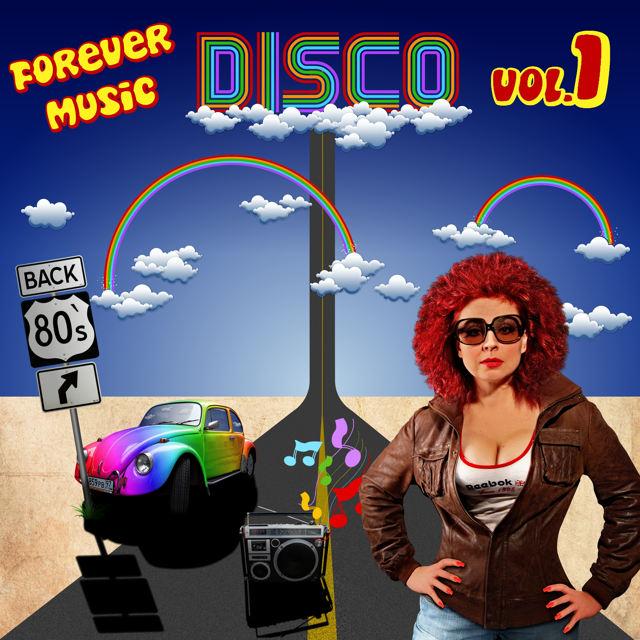 Disco music forever by MarkScheider