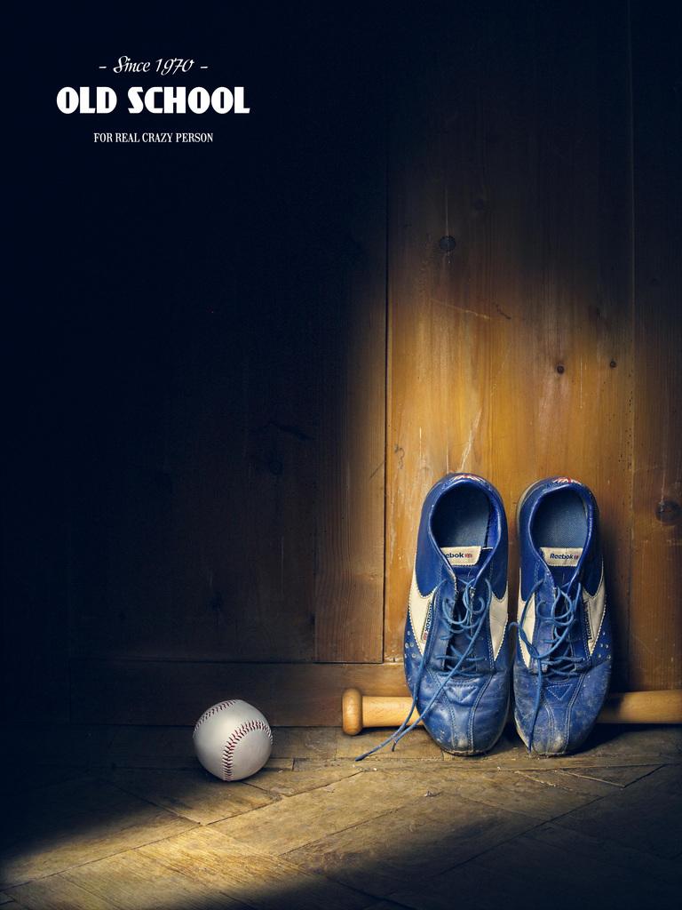 Baseball boots by MarkScheider
