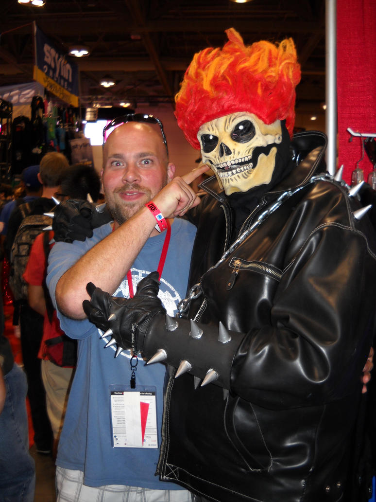 My Ghost Rider costume by DHexed1 on DeviantArt