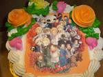 Hetalia Cake