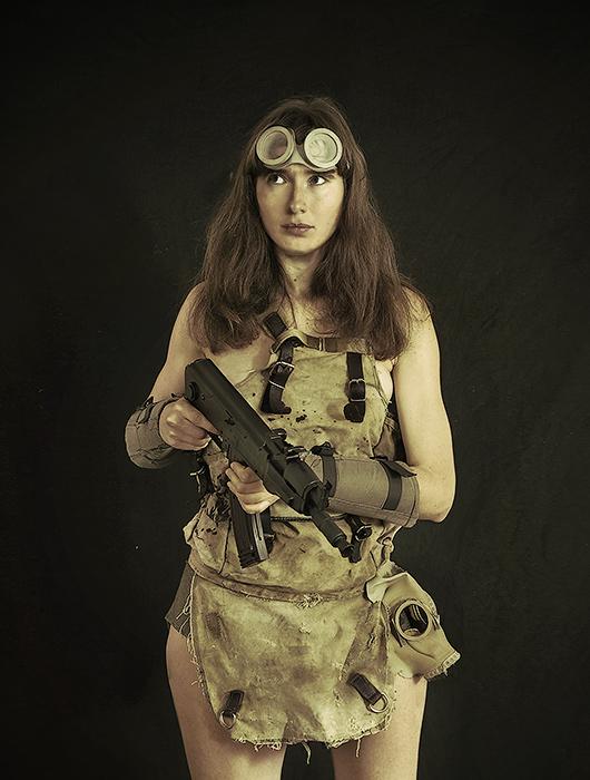 Marina the stalker by ohlopkov