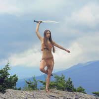 Sword dance by ohlopkov
