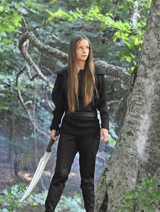 Elven sword by ohlopkov