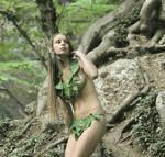 Leaf clothes