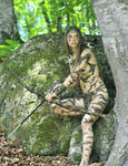 Camouflage archer #3 by ohlopkov
