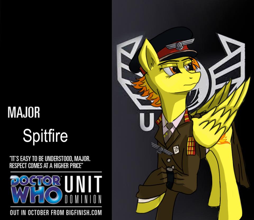 UNIT Major Spitfire. by Smolinek