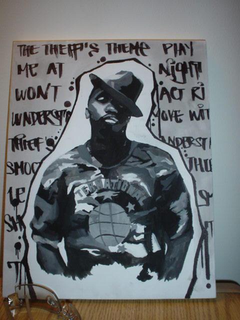 nas-the thief's theme by eugiboogie