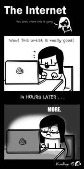 The Internet by KuroRyu15