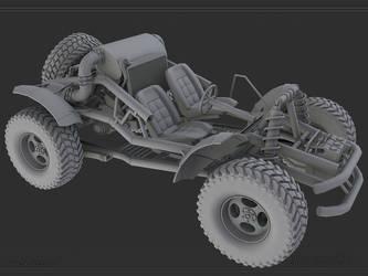 Buggy V2 Update. by TKAzA