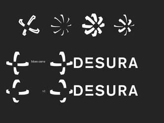 Desura Logo Concepts Part 2 by TKAzA