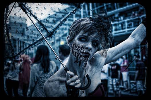 Vancouver Zombie Walk 2012 - 001
