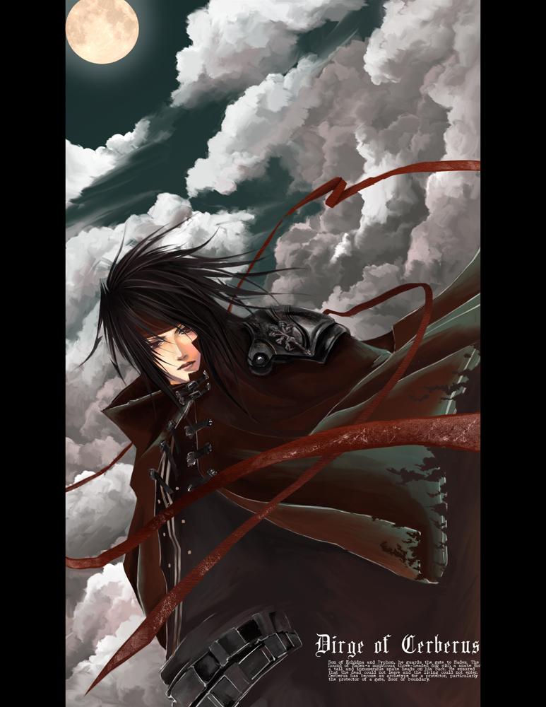 Vincent Valentine by riya-chan