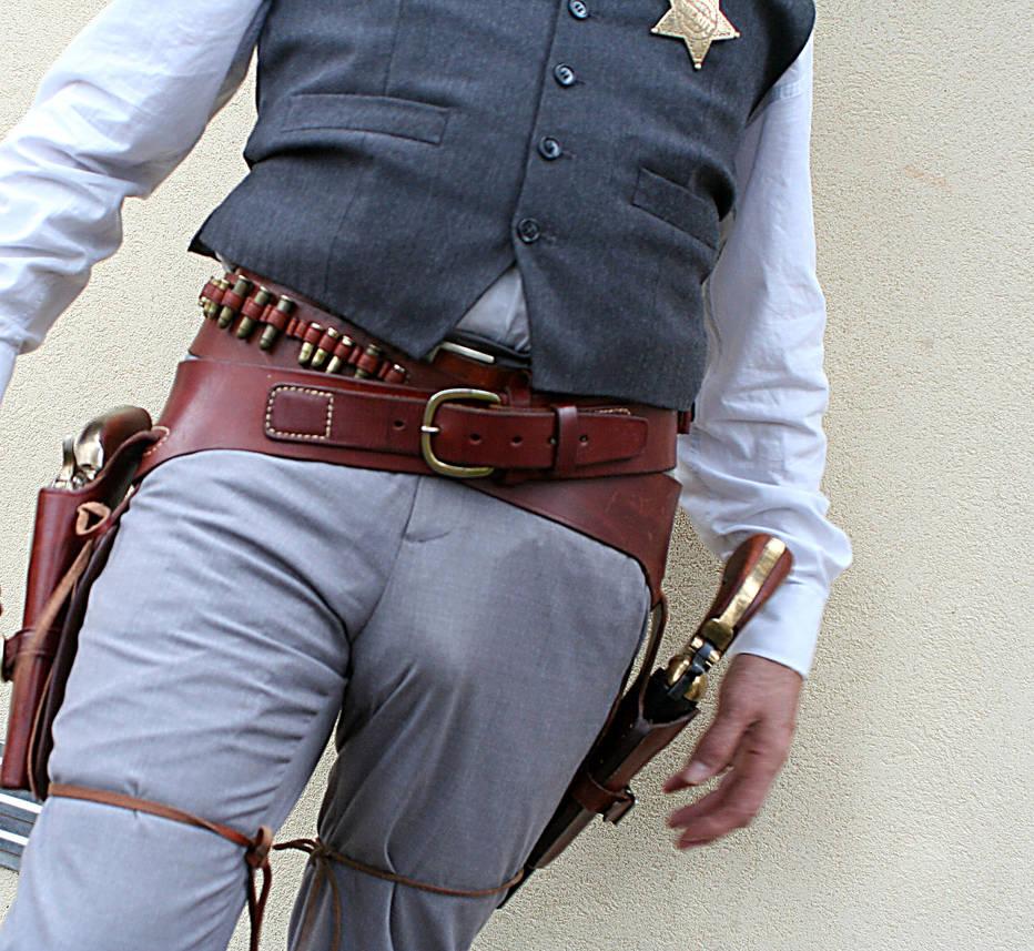 Cowboy rig by Johnviola56 on DeviantArt