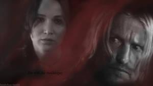 Haymitch and Katniss