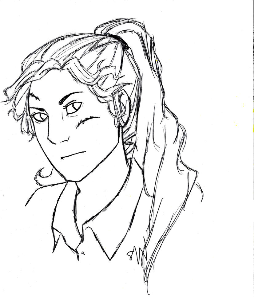 Beth 'Apocalypse Princess' Greene by AllenLenalee