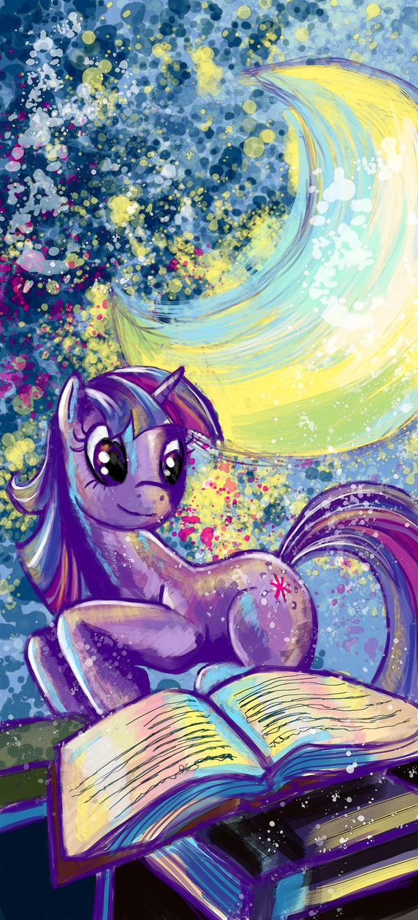 Twilight Sparkle by MintTea-Pony