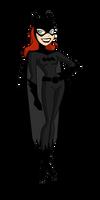 Batman TAS: Batgirl by TheRealFB1 by TheRealFB1