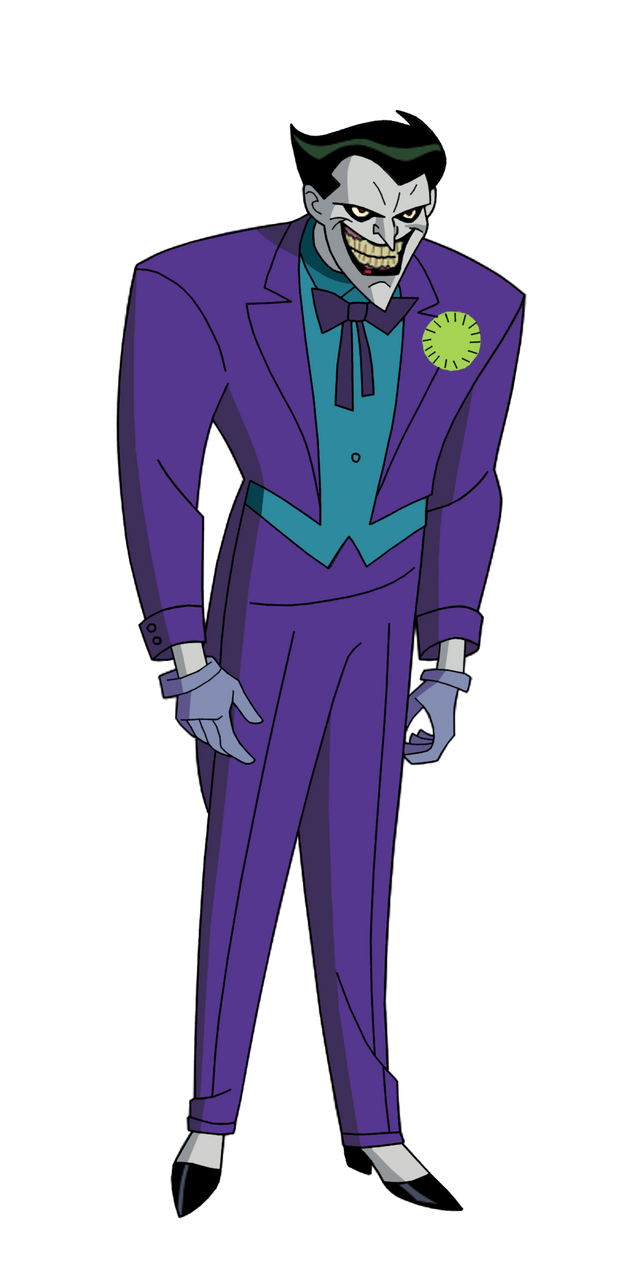 Batman TAS: The Joker by TheRealFB1 by TheRealFB1 on ...