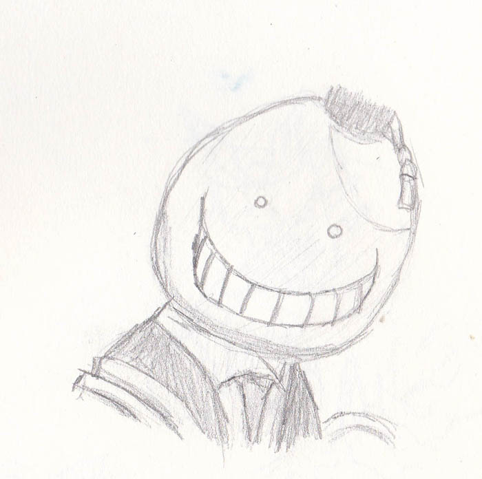 Korosensei by lonewolf100