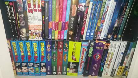anime tv dvds