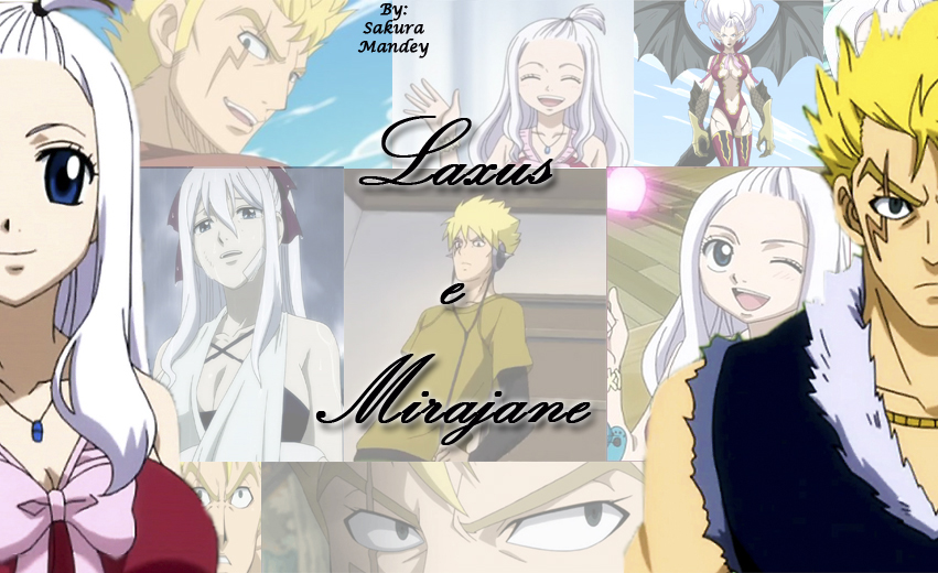 Laxus E Mirajane By Sakuramandey On Deviantart Laxus worries about his wife and why she seemed to be sick lately but not doing anything, till the secret is out about what's actually wrong. laxus e mirajane by sakuramandey on
