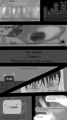 The Hidden Chapter 1 Page 1