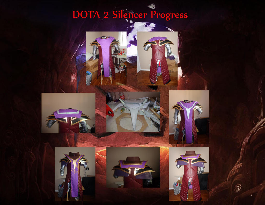 dota 2 silencer cosplay progress 13 by nekofallenone on deviantart