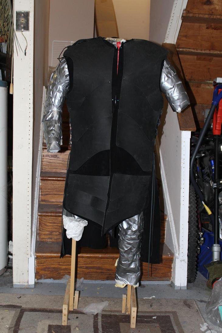 Rogue Armor  Build by NekoFallenOne