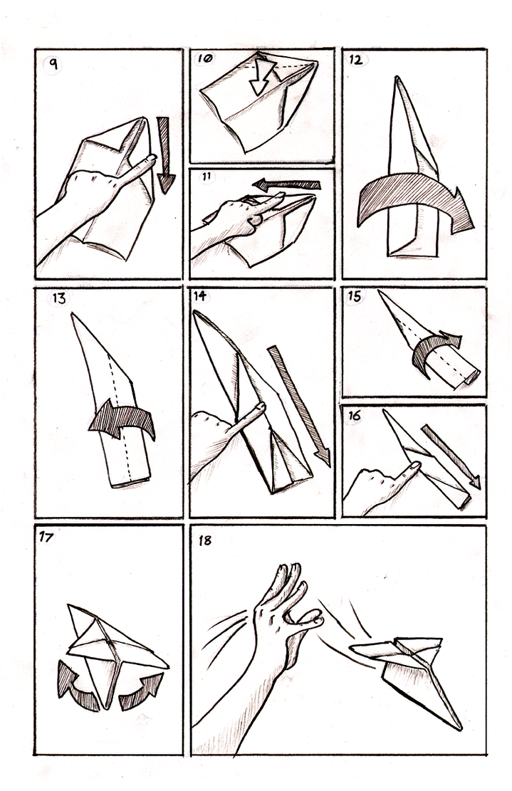 how to build a good paper airplane
