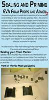 N7 Armor - Priming and Sealing Process #2