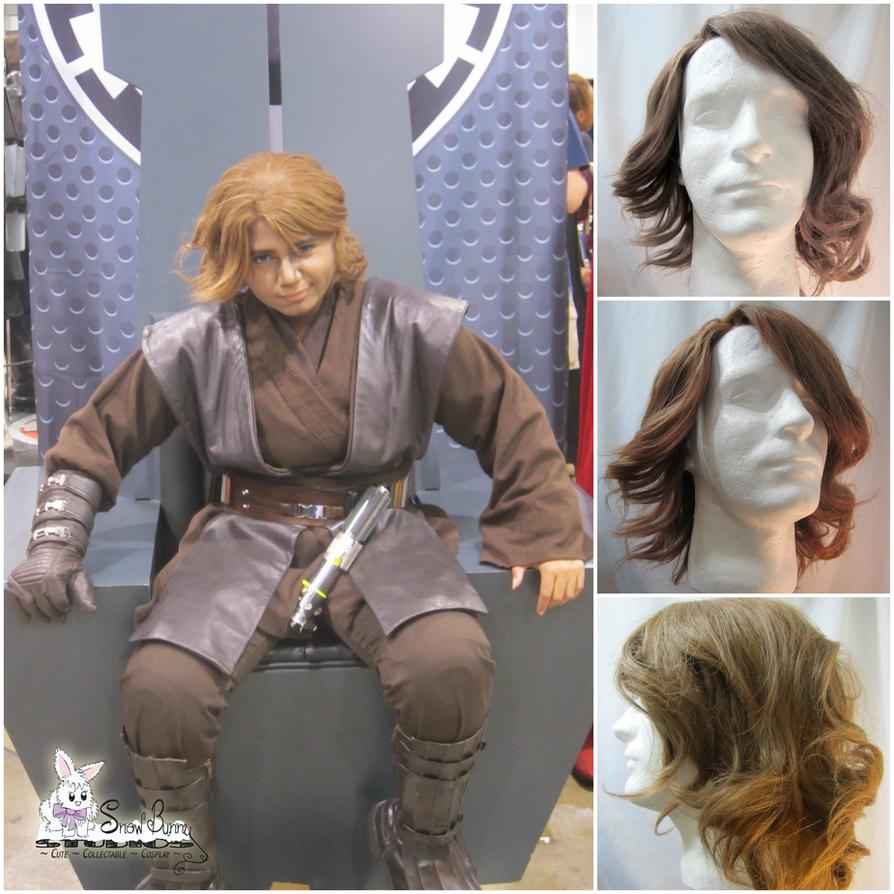 Anakin Skywalker (Revenge of the Sith) - Wig by SnowBunnyStudios