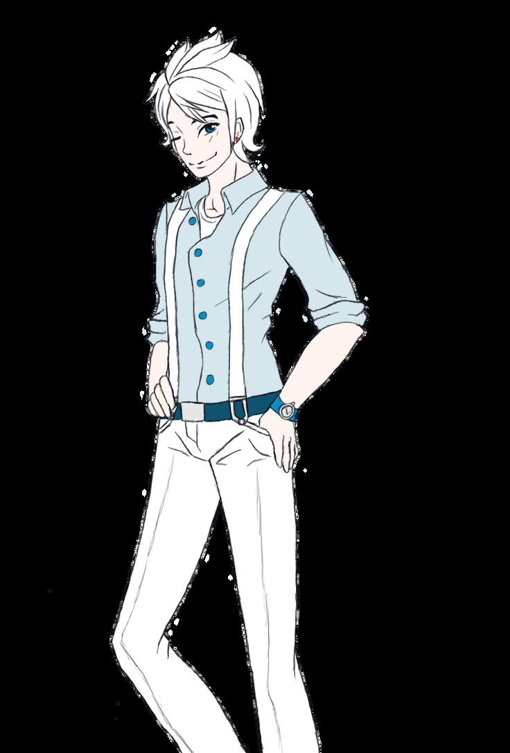 Formal Wear by Inu-Maniac