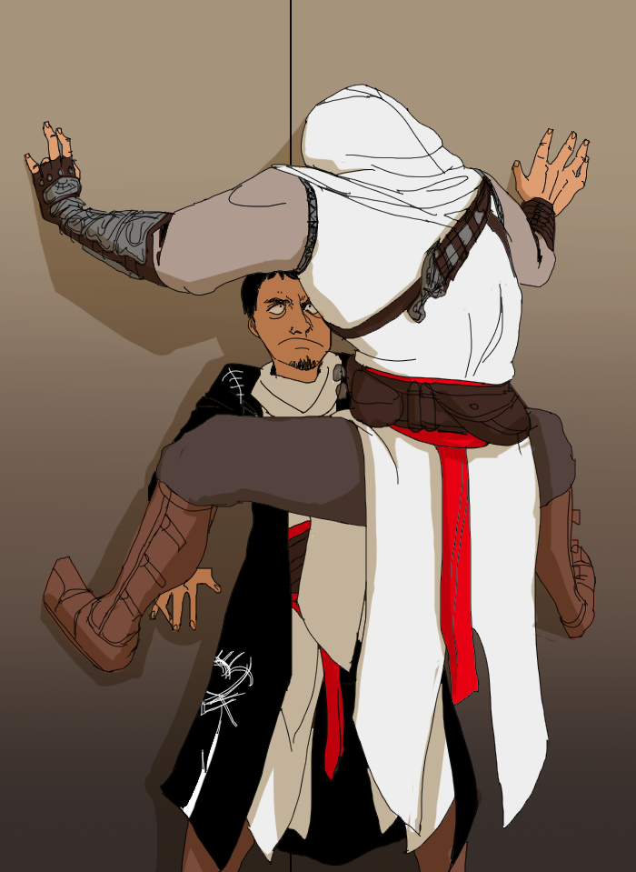 [AC1] Hey, Altair? by lcl920