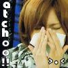 +Ueda Tatsuya+ Atchoo by KokoroNoExists