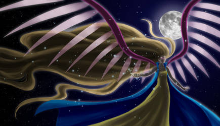 Lunar Dancer by BrookRiver