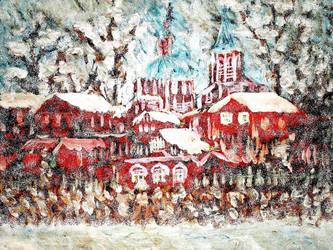 Russian winter by Natashenjka
