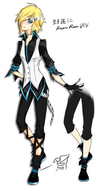 Reni Alternate Design by kiri-rxRai