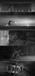 Cinematic Sketches 03 by MartinBailly