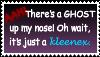 Ghost Kleenex Stamp by ZBot9000