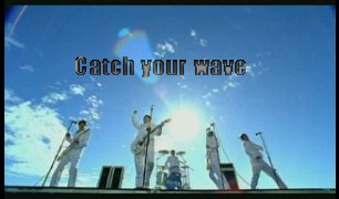 Catch your wave by LACW
