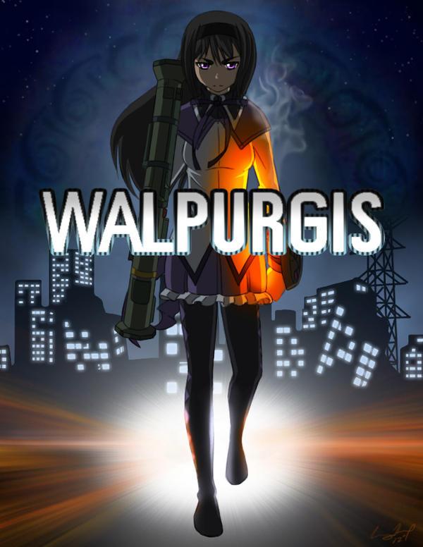 Walpurgisfield 3 by TKDcory