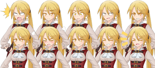 Polly Expression Sheet