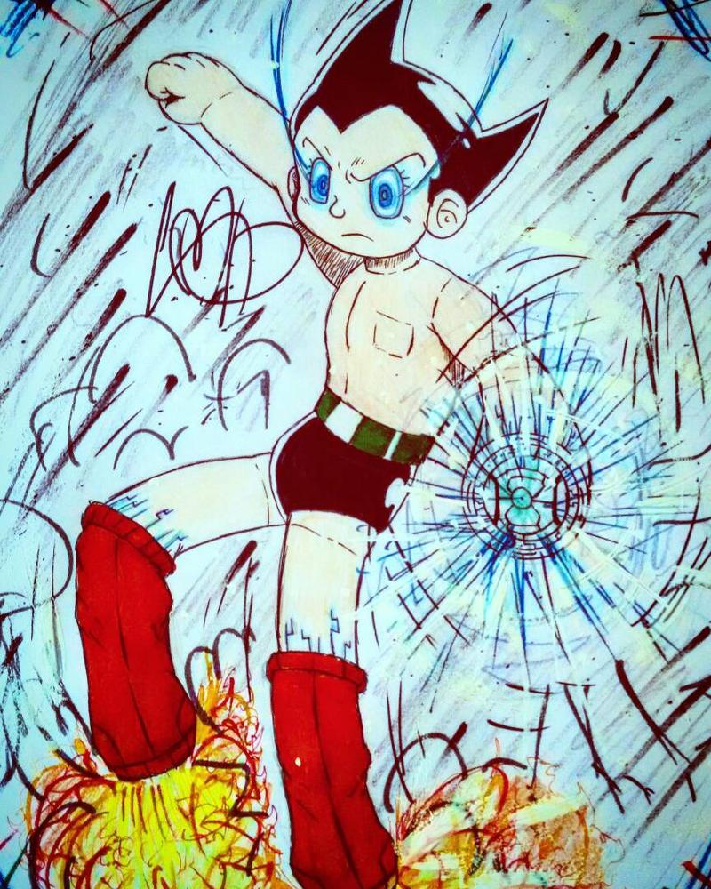 Astro Boy  by L09266