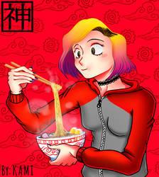 Ramen Girl by L09266