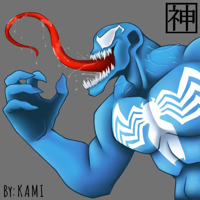 Venom blue by L09266